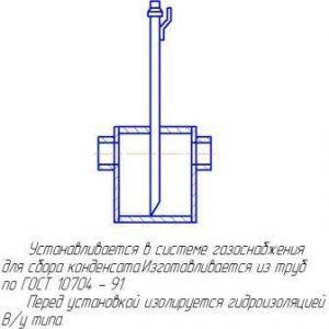 Узлы газо- и трубопроводов - фото 8